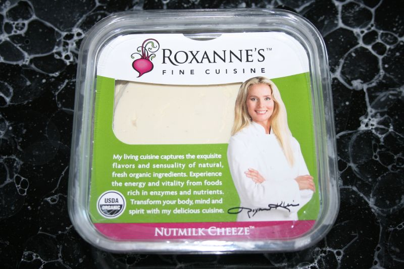 Roxanne's nutmilk cheese