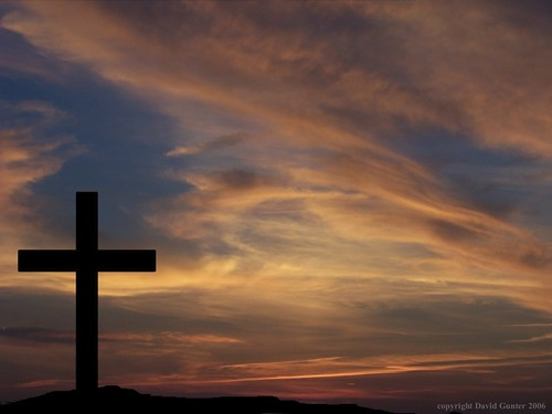 Christian wallpaper background cross sky 63,000 plus views