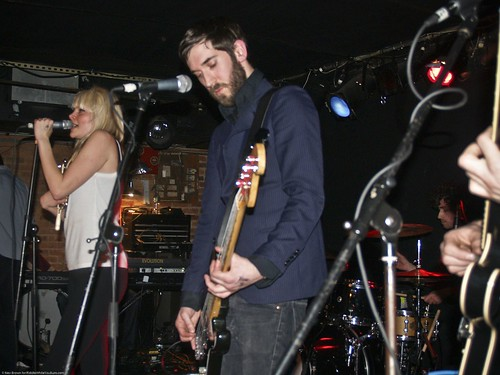 02.13 the Duke Spirit @ Mercury Lounge 06