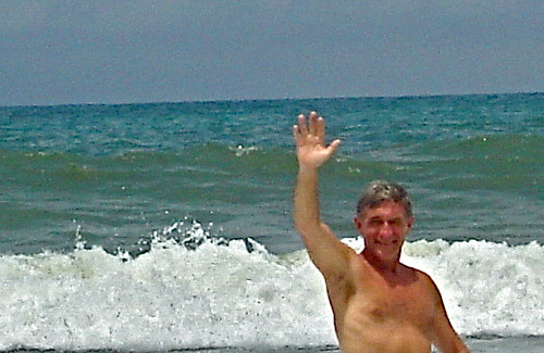 Gary in Surf