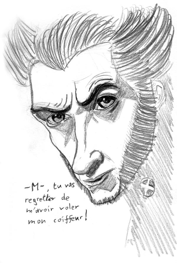 Caricature 004