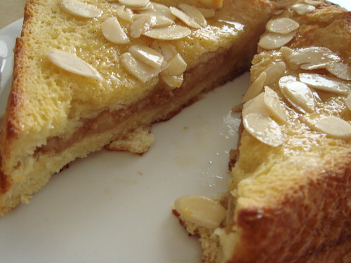 Banana Stuffed French Toast - Dessert By Candy