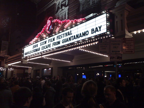 harold and kumar premiere at sxsw