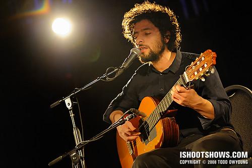 José González @ Graham Chapel -- 2008.03.19