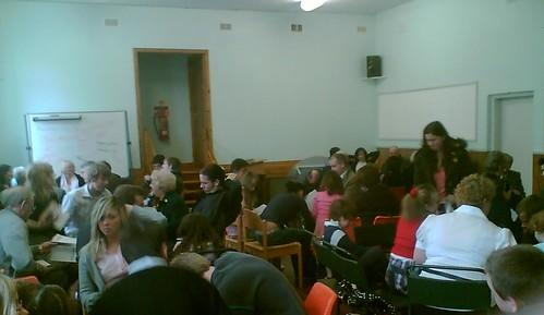 part of prayermeeting