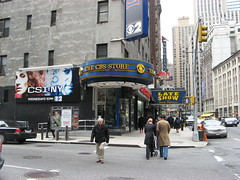 Ed Sullivan Theater home of The Late Show with David Letterman (andrew yeager-buckley) Tags: nyc lateshowwithdavidletterman thecbsstore eyefi