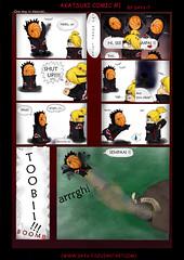 Tobi Annoying - An Akatsuki Naruto shippuuden comic