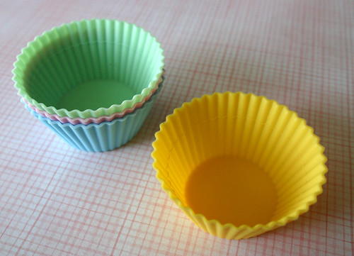 Sillicon Baking Cups