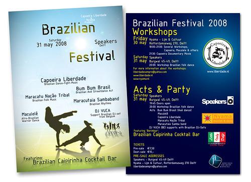 Brazilian Festival Liberdade
