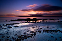 Dawn (Chris Gin) Tags: longexposure newzealand beach clouds sunrise island dawn auckland filter nz nd rangitoto ndfilter gndfilter neutraldensity graduatedfilter nd110 brillianteyejewel natureselegantshots photocontesttnc08