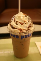 Ice blended mocha blast (by kapsitream)