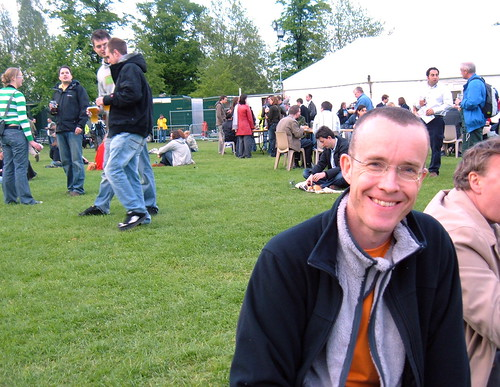 Michael Beer Festival on Jesus Green