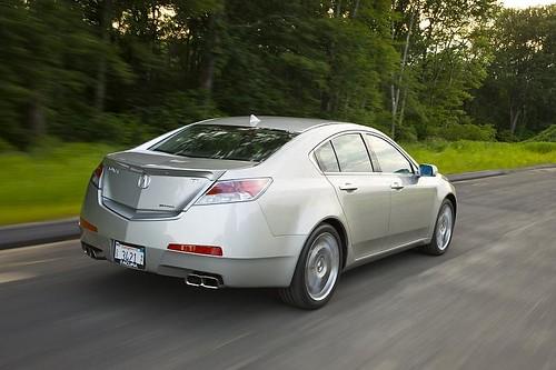 2009 Acura TL pic