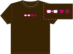 Geeks Love tshirt example