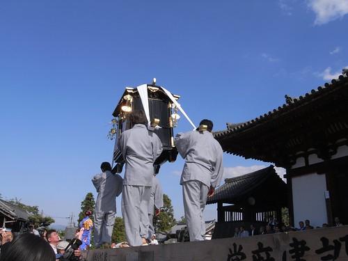 当麻寺「練供養会式」-03