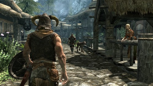 Elder Scrolls V: Skyrim PC Requirements Announced