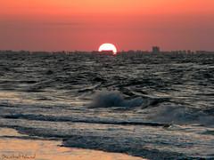 Sanibel Island (riordanNH) Tags: morning beach skyline sunrise florida sanibelisland fortmyers