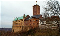 Wartburg (tor-falke) Tags: castle germany deutschland thüringen europa europe sony ngc schloss allemagne wartburg eisenach schlösser sonyalpha alpha200 torfalke flickrtorfalke alpha200230