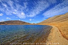 The Lake (C@MARADERIE) Tags: longexposure autumn clouds ripples curve northernareas deosai deosainationalpark skardu colorsofautumn sheosar sheosarlake deosaiplains lakeofpakistan lakesofpakistan lakesheosar deosailakes