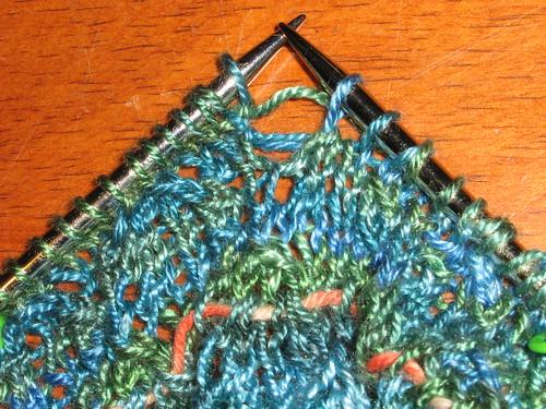 swallowtail shawl kniterror