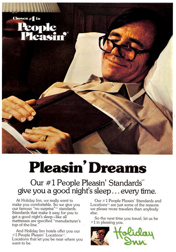 Vintage Ad #394: Pleasin' Dreams