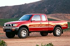 1995 Toyota Tacoma pickup truck