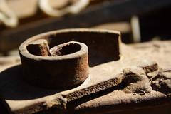 caracol (teresawer) Tags: metal contrast mexico oxido contraste teresa blacksmith caracol mexicali herreria oxide herrero fierro blacksmithing