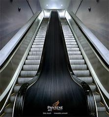 pantene-escalator