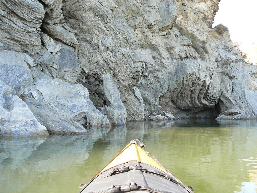 Río Aragón con el Arga en Otoño 012