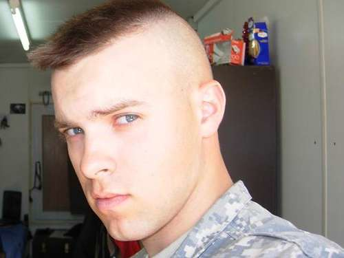 High and Tight Military Cut http://forum.bodybuilding.com/showthread.php?t=130437963&page=1