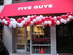 5 guys burgers new york midtown, five guys burgers midtown ny