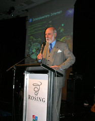 Vinton G. Cerf at ROSING 2007