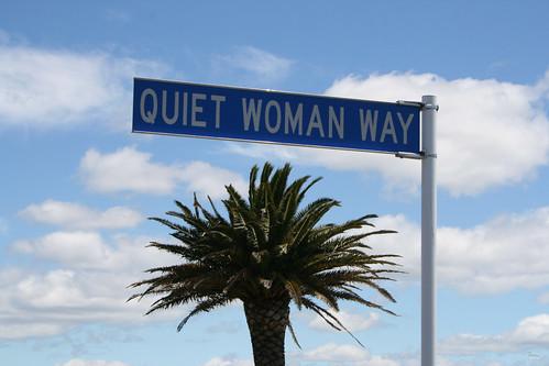 Quiet Woman Way
