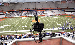 *Remote stadium camera. Syracuse, NY. Nov. 2007.