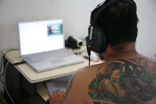 Subtitling in the Cockroach Indonesia Studio