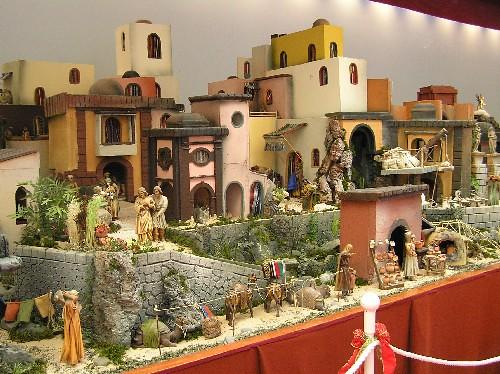 Belen del Ayuntamiento de Malaga