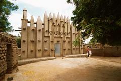 Mali Mosque (John Spooner) Tags: mosque creativecommons mali johnspooner