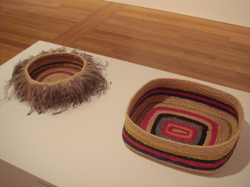 Tjanpi (grass basket) by Atipalku Intjalki