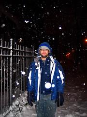 Hayden in big snowfall