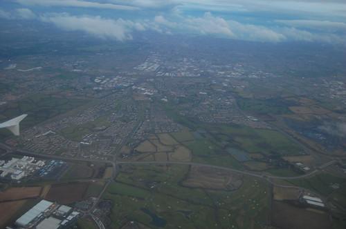 Sprawling Dublin
