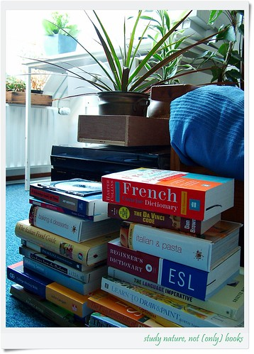 """""""study nature, not (only) books"""", aPicaDay019 by friendsofarnon, on Flickr"""