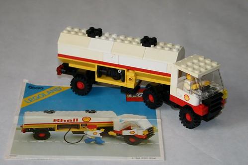 Legoland Tanker Truck (6695)