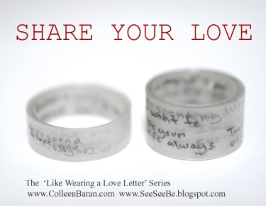 Colleen Baran- Share Your Love- Open Call- for posting online- (front- 500x)Resize