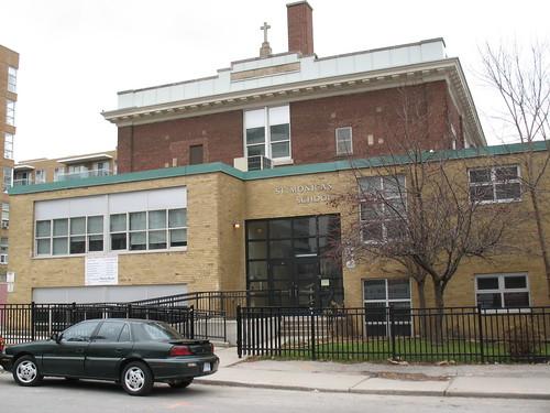 St. Monica's School