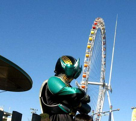 よみうりランド電王ショー2008Jan.02