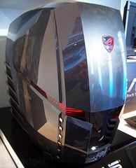 Фото 1 - Агрессивный геймерский десктоп