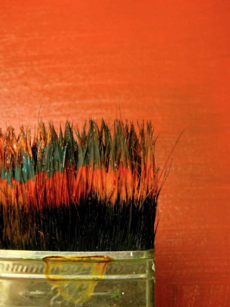 Fire Paint Brush