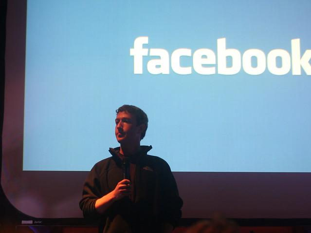 O Facebook e a privacidade