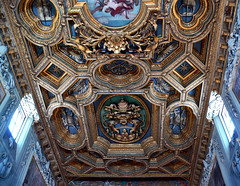 Ceiling (Filippo Prezioso) Tags: italy rome tourism travels religion churches loveit blueribbonwinner artisticexpression ultimateshot superbmasterpiece diamondclassphotographer superbmasterpice envyofflickr heartawards eliteimages goldsealofquality theperfectphotographer flickrestrellas phil102 prittzkerprize lpceilings