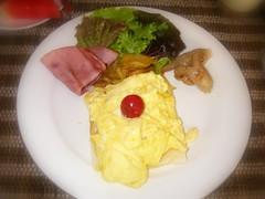 Villa De Daun 美式早餐